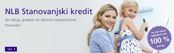 Stanovanjski kredit
